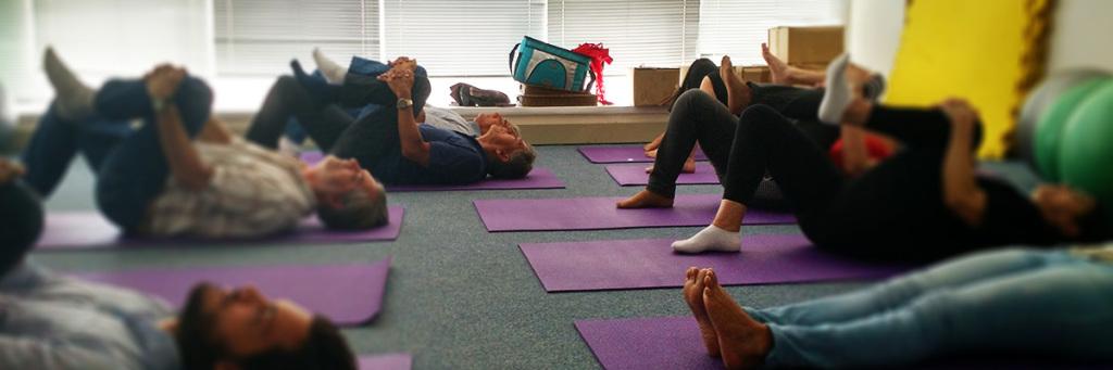 yoga na empresa